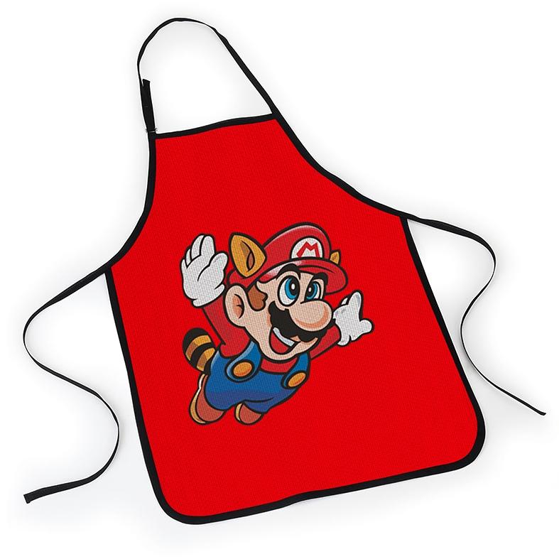 Avental Super Mario - EV