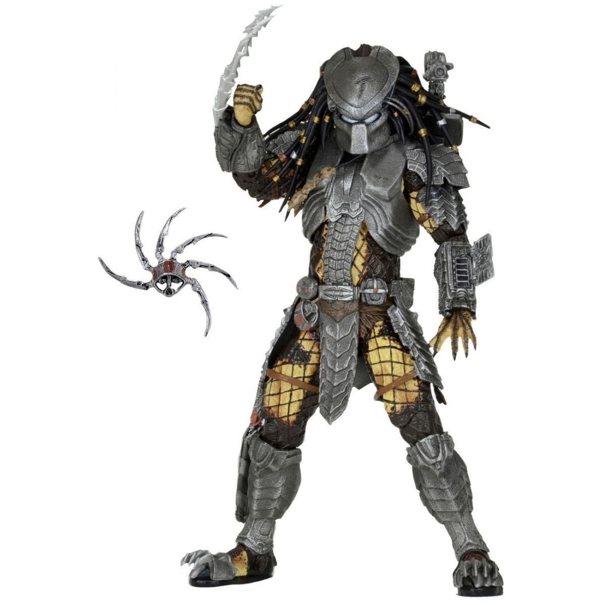 Boneco Masked Scar Predador / Predator: AvP (Alien vs Predador / Predator): Series 15 Escala 1/10 - NECA