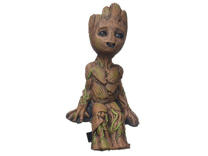 Baby Groot de Látex (Acessório de Ombro): Guardiões da Galáxia Vol. 2 (Guardians of the Galaxy Vol. 2) - Rubies