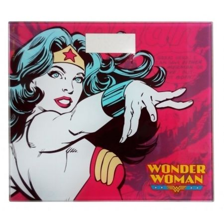 Balança Vidro Wonder Woman (Mulher Maravilha) Power - DC Comics