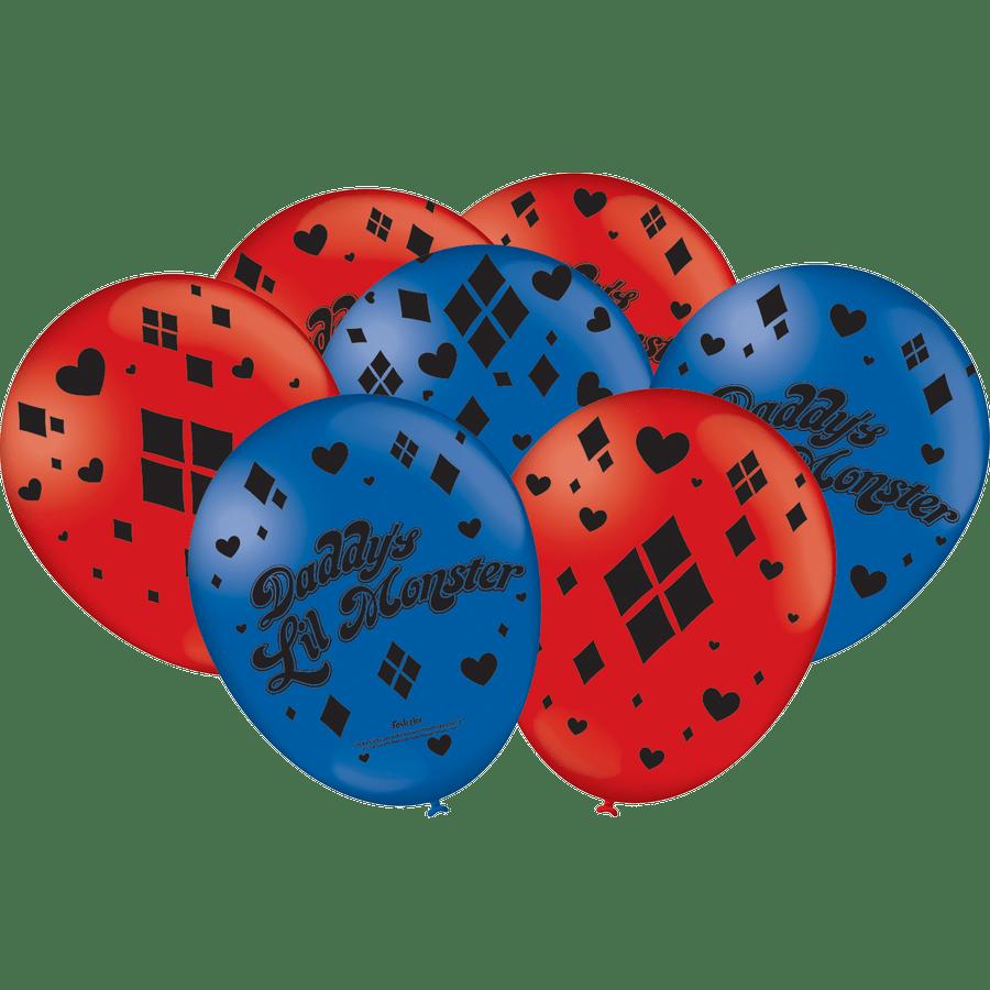 Balão Especial: Arlequina - Festcolor