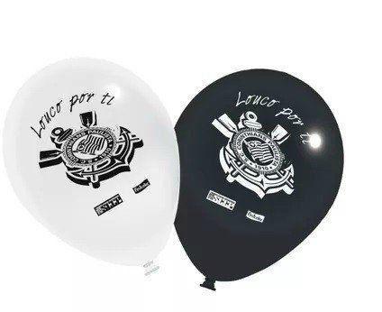 Balão Especial: Corinthians - Festcolor