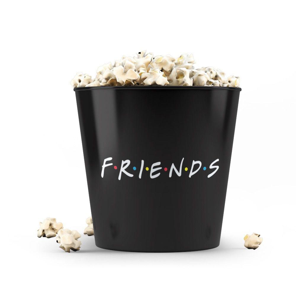 Balde de Pipoca Friends (Sofá)