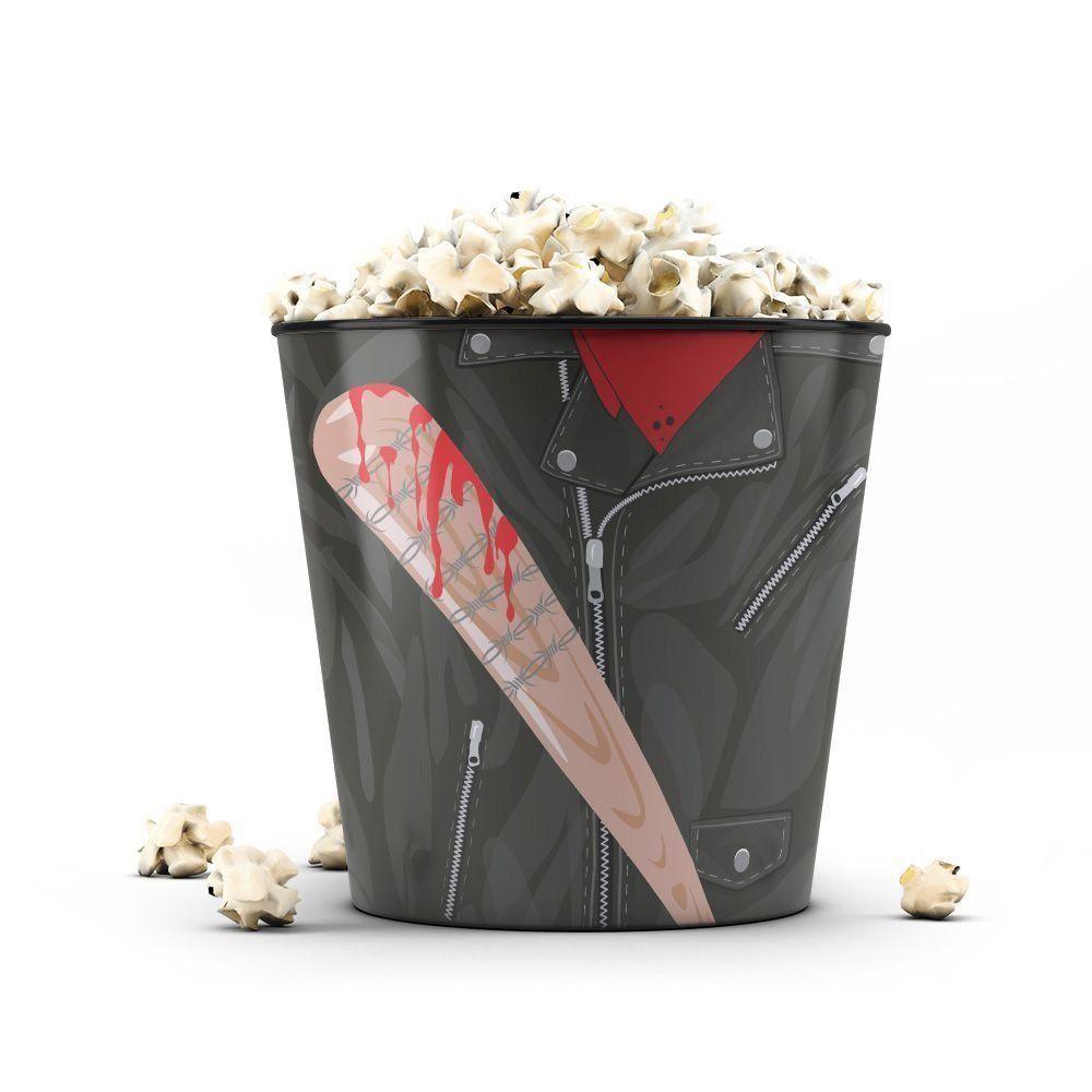 Balde de Pipoca Negan (The Walking Dead)