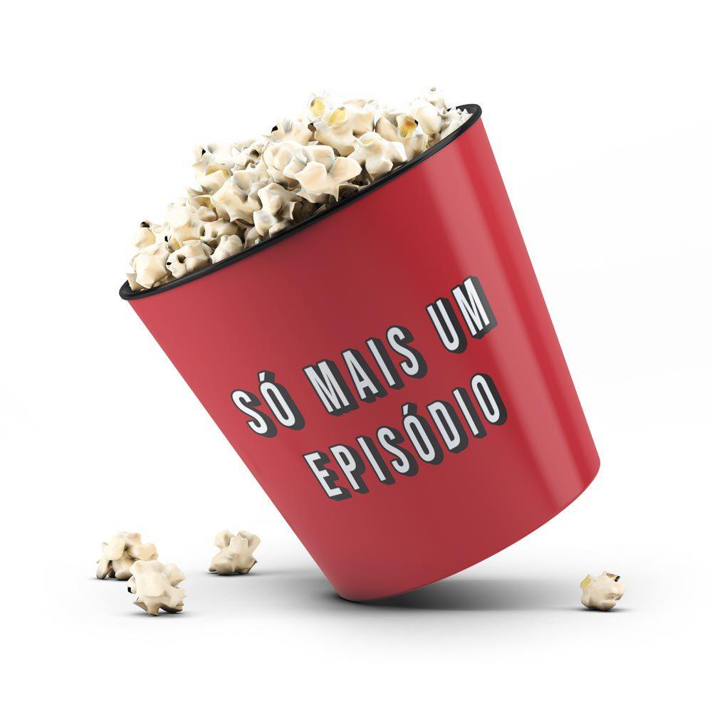 """Balde de Pipoca: Netflix """"Só Mais Um Episódio"""""""