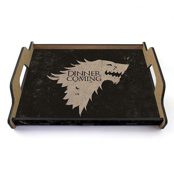 Bandeja Dinner Is Coming: Game of Thrones
