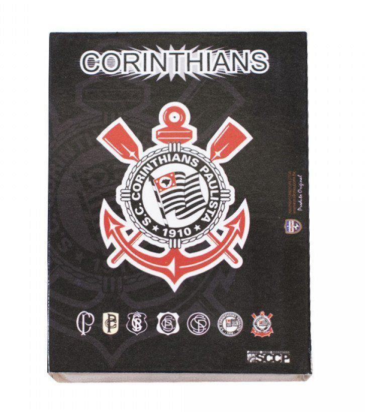 Baralho De Plástico: Corinthians