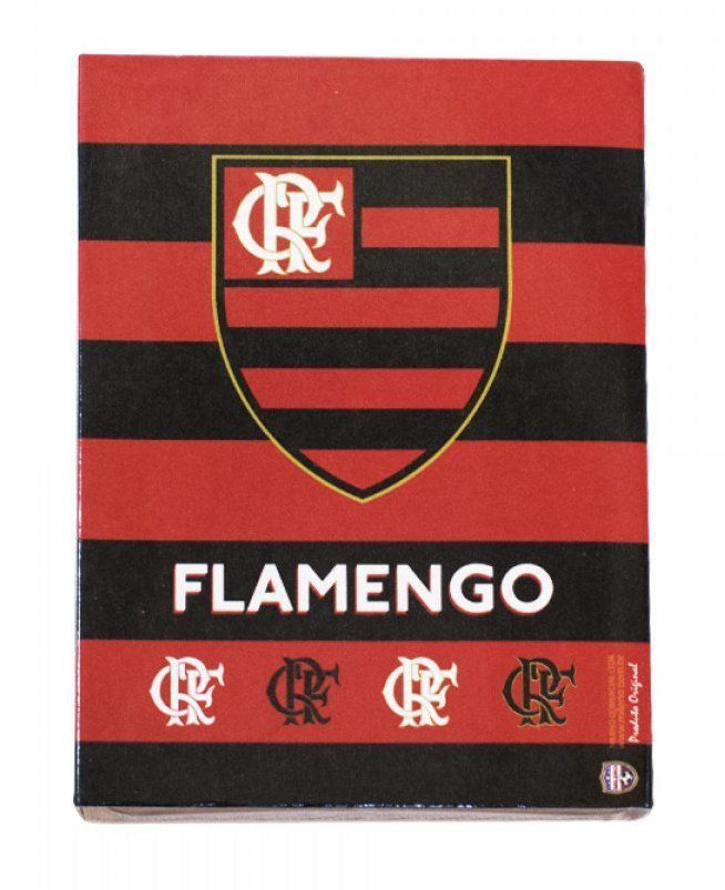 Baralho De Plástico: Flamengo