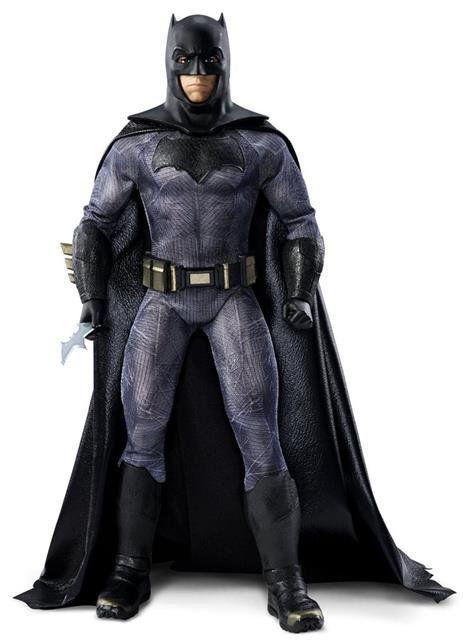 Barbie Collector Black Label Batman Vs Superman: Batman - Mattel (Produto Exposto)