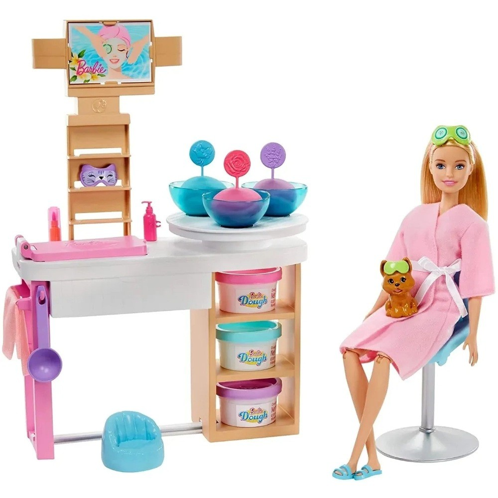 Barbie SPA De Luxo - Mattel
