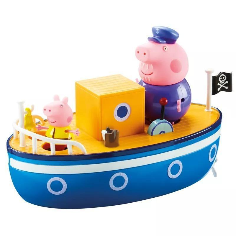 Barco Do Vovô Pig: Peppa Pig - DTC