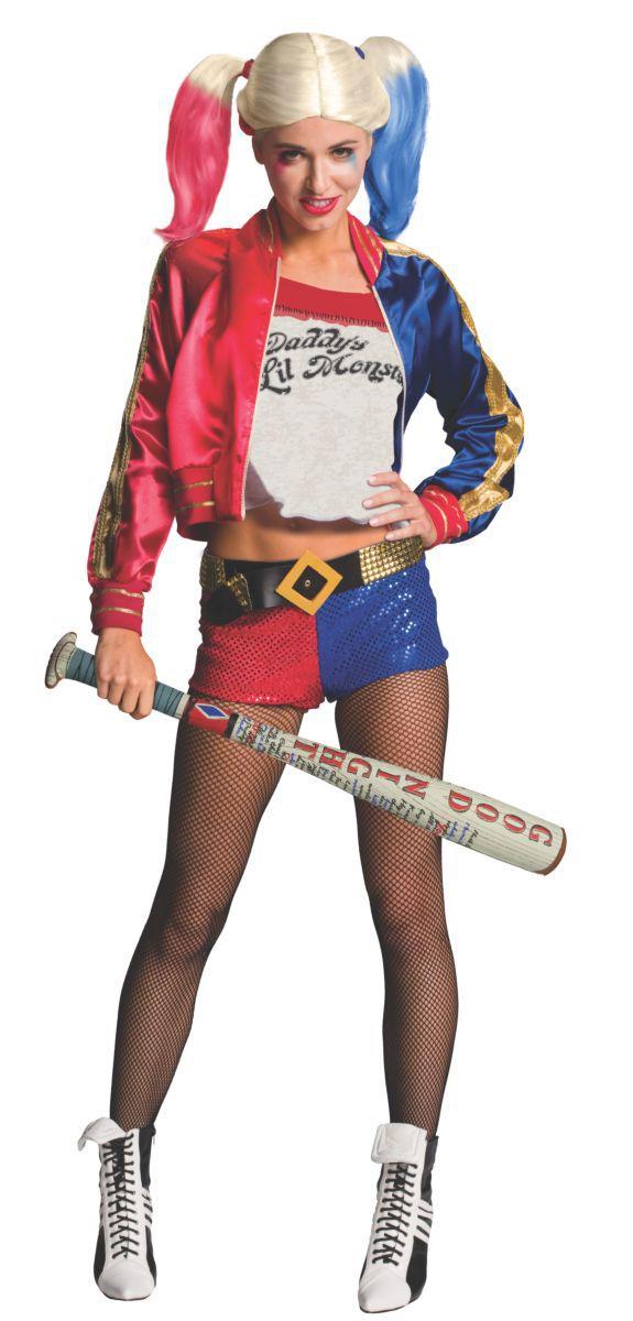 Bastão Inflável Harley Quinn (Arlequina): Esquadrão Suicida (Suicide Squad) Acessório Fantasia - Rubies Costumes - CD