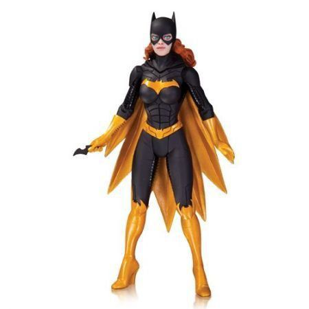 Batgirl DC Comics Designer Greg Capullo Dc Collectibles