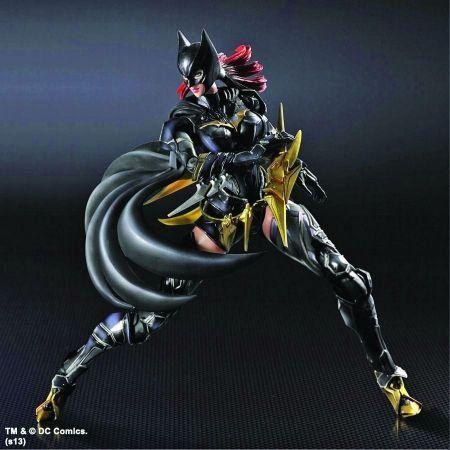 Batgirl Variant - Play Arts Kai