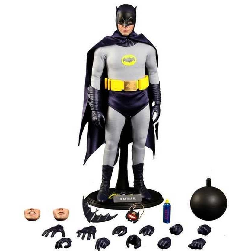 Boneco Batman: Batman Classic TV Series (1966) 1/6 - Hot Toys - CG