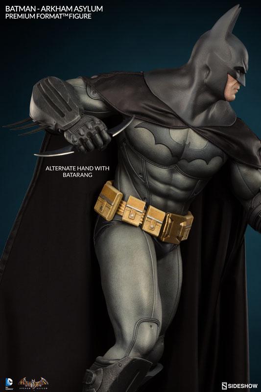 Batman Arkham Asylum Premium Format - Sideshow