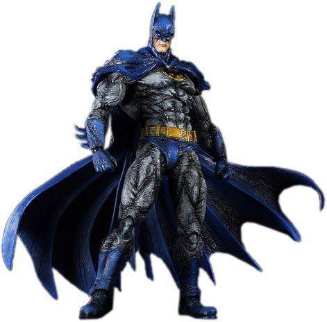 Batman Arkham City Batman (1970 ver) - Play Arts Kai (Apenas Venda Online)
