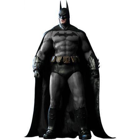 Action Figure Batman: Arkham City (VGM18) Escala 1/6 (Boneco Colecionável) - Hot Toys