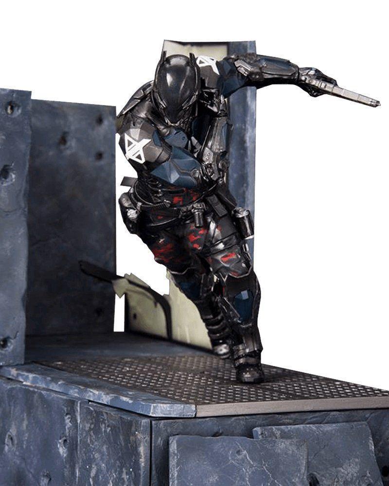 Estátua Arkham Knight: Batman Arkham Knight Artfx+Statue - Kotobukiya - CD