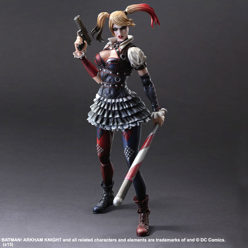 Batman Arkham Knight: Harley Quinn - Play Arts Kai