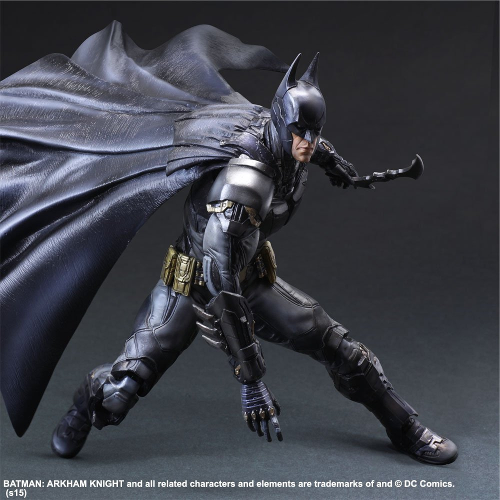 Batman Arkham Knight  - Play Arts Kai