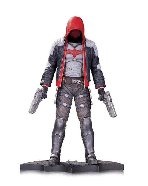 Batman Arkham Knight Red Hood Estátua - DC Collectibles