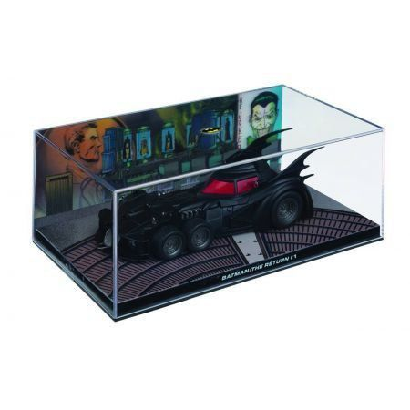 Batman Automobilia #41 Batman The Return - Eaglemoss