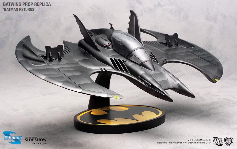 Batman Returns: Batwing Prop Replica - Hollywood Collectors Gallery