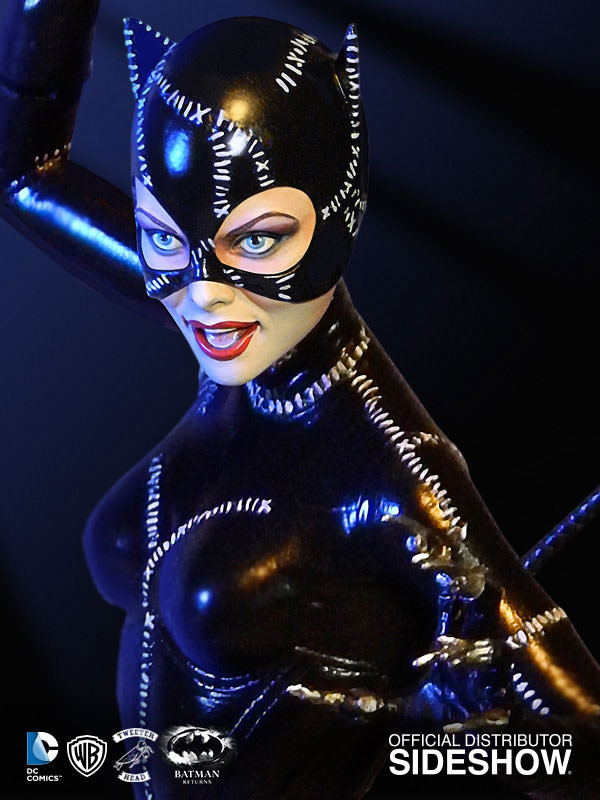 Batman Returns: Catwoman Maquette Escala 1/6 - Tweeterhead