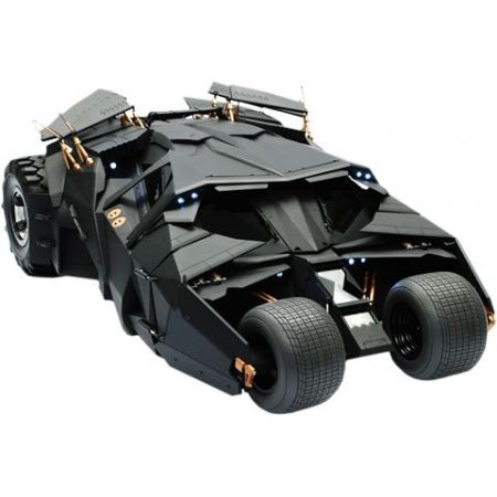 Batmóvel (Batmobile) Tumbler: Batman O Cavaleiro das Trevas Resurge (The Dark Knight Rises) Escala 1/6 - Hot Toys