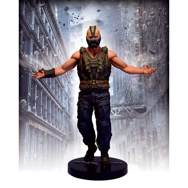 Estátua Bane: Batman O Cavaleiro das Trevas Ressurge (The Dark Knight Rises) Icon Statue (Escala 1/6) Peça Rara - DC Direct