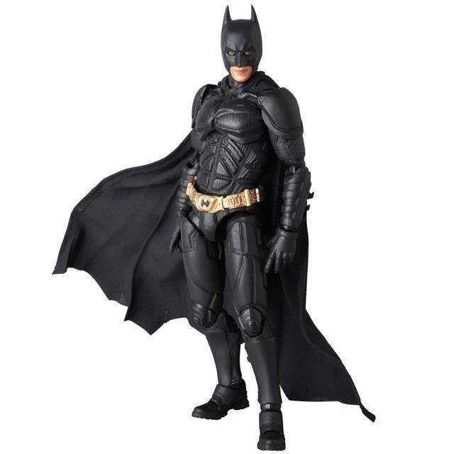 Batman The Dark Knight Rises MAFEX Versão 2.0 - Medicom