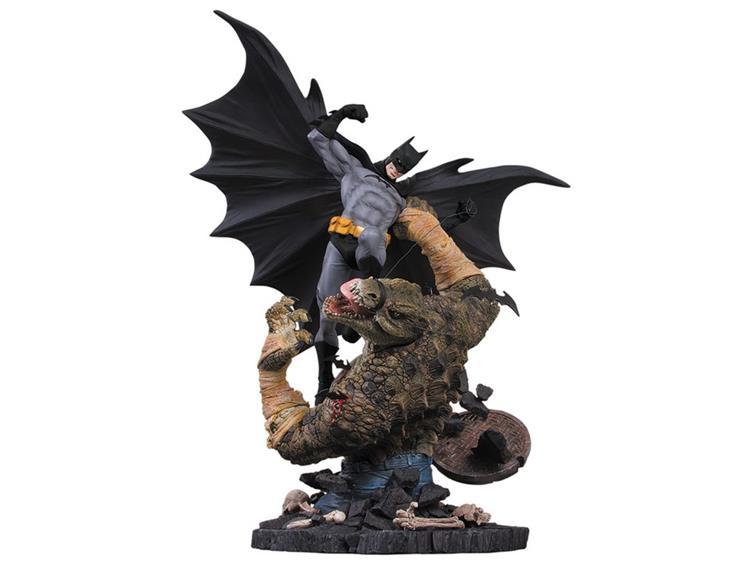 Batman Vs Killer Croc Segunda Edição - DC Collectibles