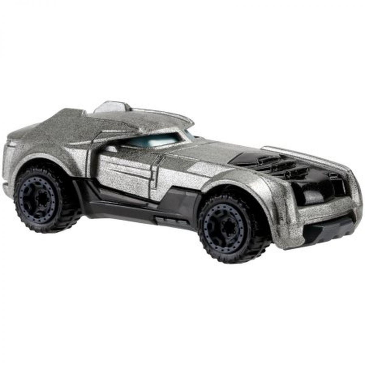 Carrinho Hot Wheels: Armored Batman: Batman vs Superman Prata