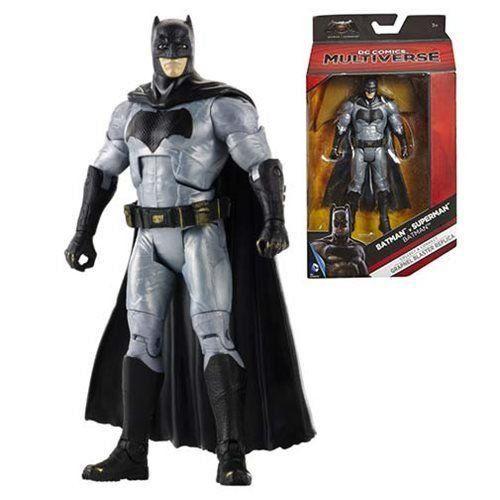 Action Figure Batman: Batman Vs Superman (DC Comics Multiverse)