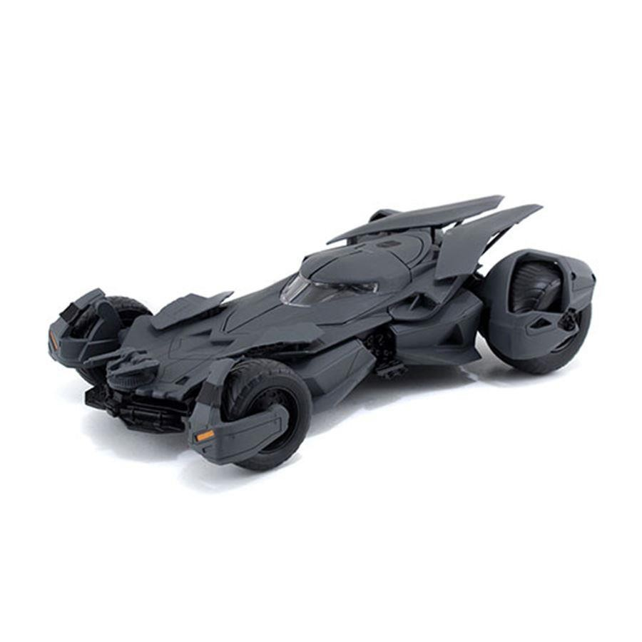 Carro Batmóvel : Miniatura Batmobile Batman Vs Superman Preto - DTC