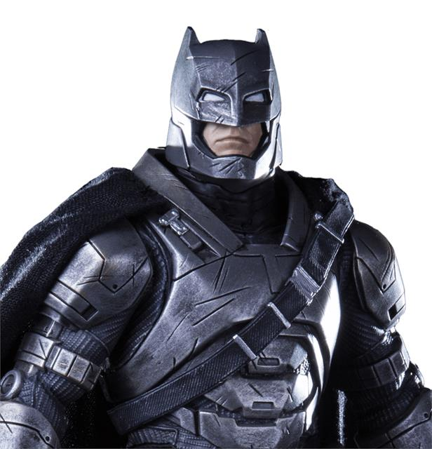 Batman Vs Superman: Dawn Of Justice Armored Batman Art Scale 1/10 - Iron Studios
