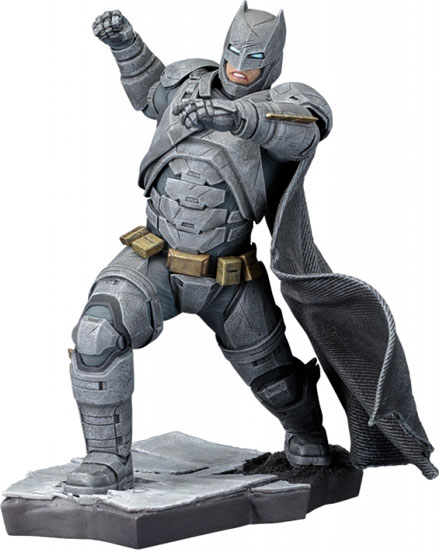 Batman Vs Superman: Dawn of Justice: Batman Armored ArtFx+Statue Escala 1/12 - Kotobukiya