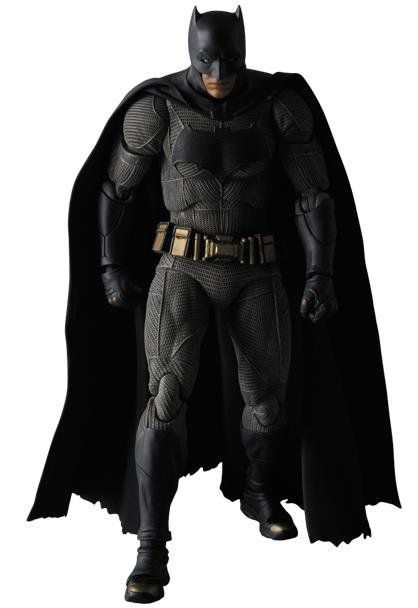 PRÉ VENDA : Batman Vs Superman Dawn Of Justice: Batman MAFEX - Medicom