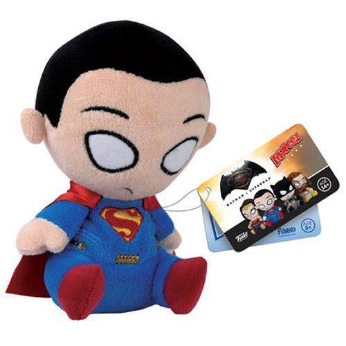 Funko Batman Vs Superman: Superman Pelucia Mopeez - Funko