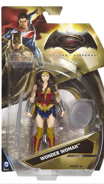 Batman Vs Superman: Wonder Woman (Mulher Maravilha) - Mattel