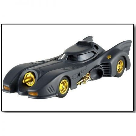 Batmobile (Batmóvel) 1989 1:43 - Hot Wheels