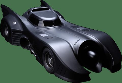 Batmóvel (Batmobile): Batman (1989) Escala 1/6 (MMS170) - Hot Toys - CG