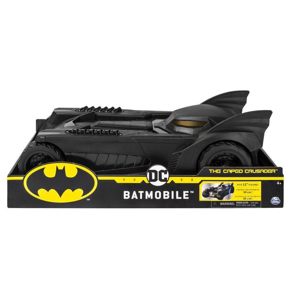 Batmóvel (Batmobile): Batman The Caped Crusader (DC Comics) - Sunny