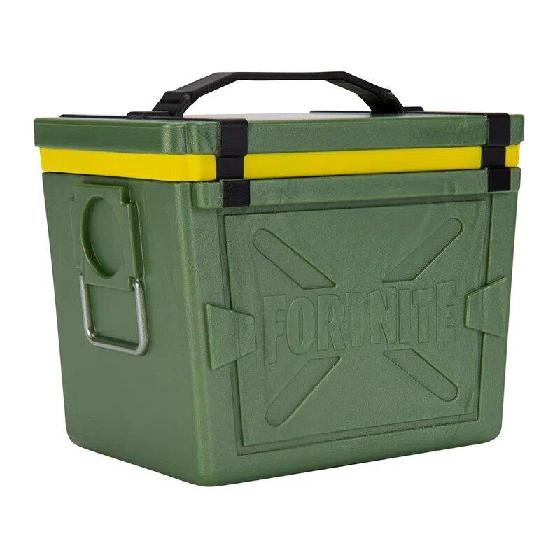Baú com Acessórios Surpresa (Loot Battle Box): Fortnite - Sunny