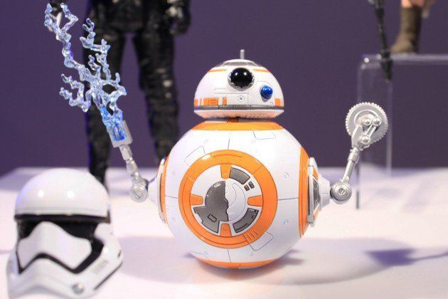 BB-8 Star Wars The Force Awakens - Hasbro