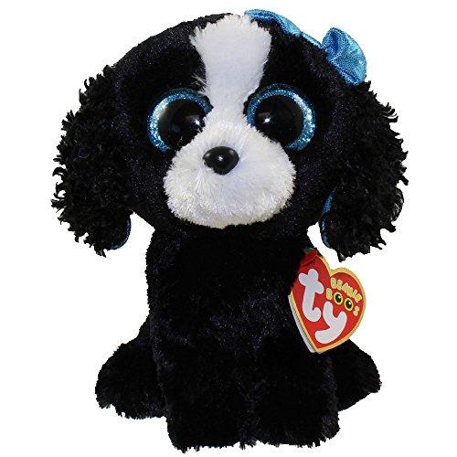 Pelúcia Beanie Boos Pequeno: Cachorro (Tracey) - DTC