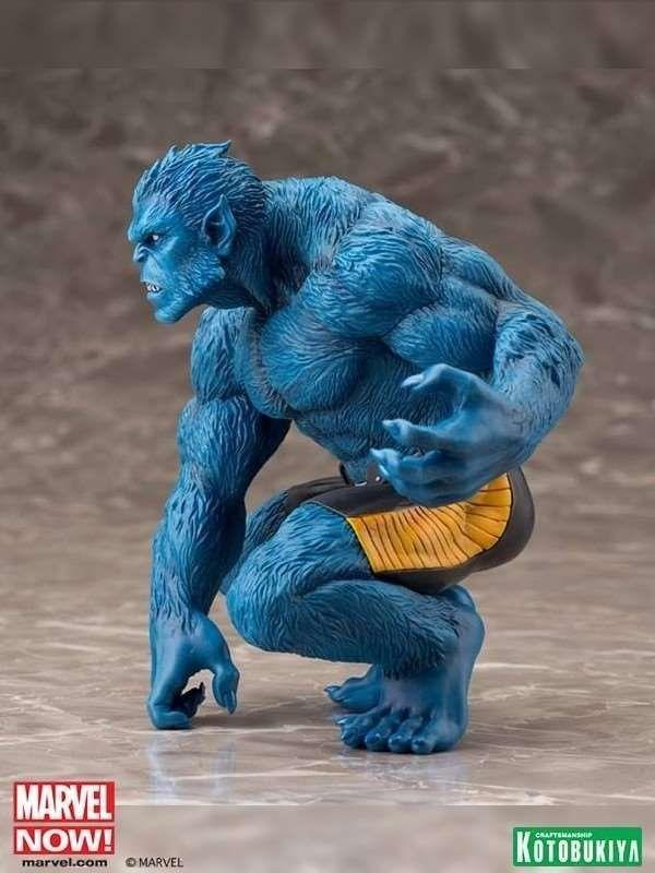 Estátua Fera (Beast): Marvel Now! Artfx+ Statue - Kotobukiya - CD