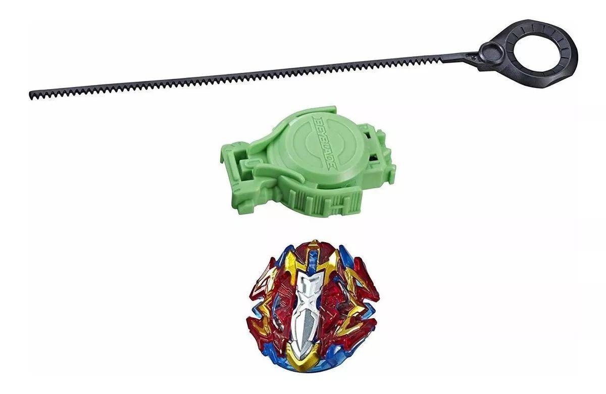 Beyblade Burst Turbo: Xcalius X4 - Hasbro  - Toyshow Geek e Colecionáveis Tudo em Marvel DC Netflix Vídeo Games