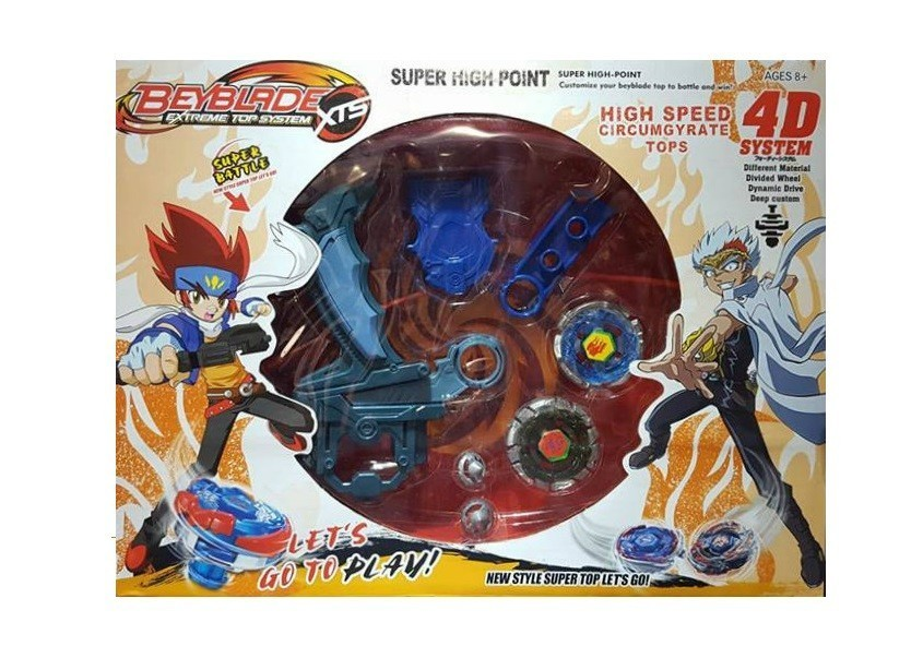 Beyblade Extreme Top System 4D